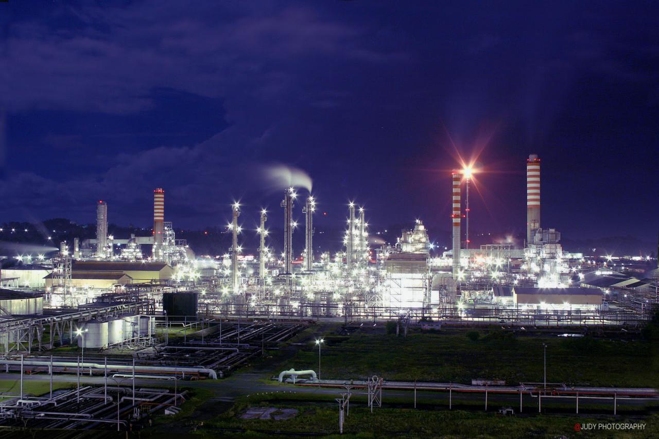 Strategi perdagangan minyak dan gas