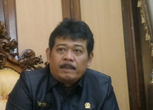 Abdulloh, Ketua DPRD Balikpapan. Foto: ist