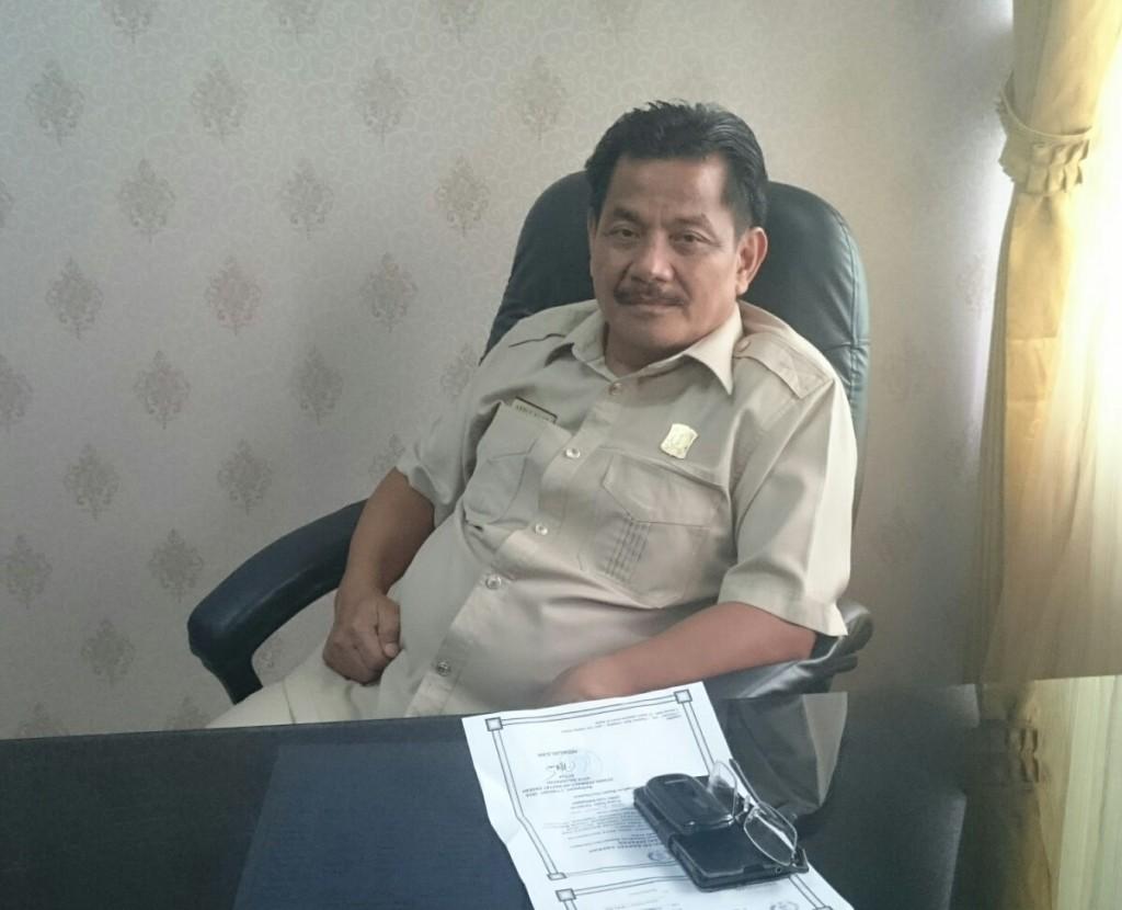 Ketua Komisi II DPRD Balikpapan Abdul Yajid dari Fraksi PDI Perjuangan