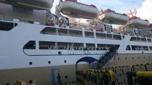 KM Ngapulu mengangkut 2000 penumpang